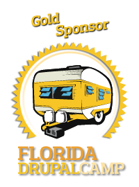 Drupalcamp Florida Gold Sponsor